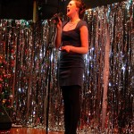 Erin Sandison's vocal talent has been a regular feature at the show